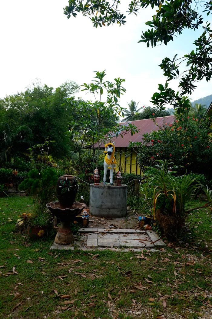 タイの神社