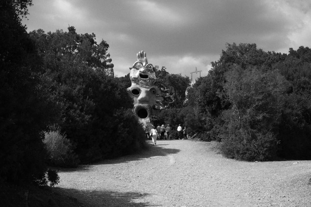 ニキ・ド・サンファル 彫刻公園