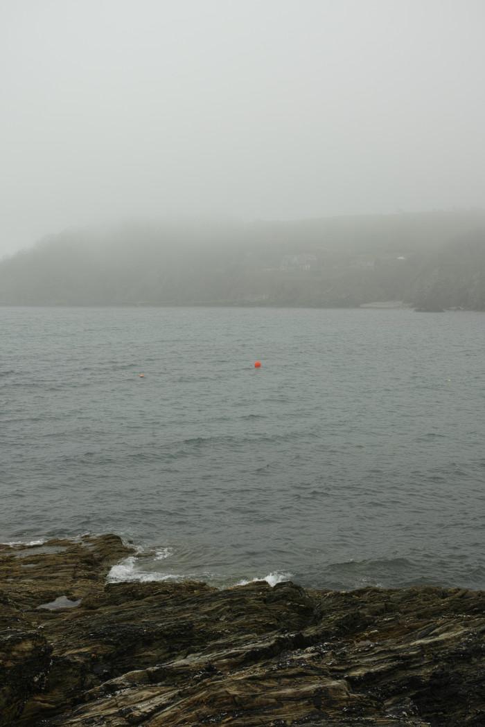 霧のコーンウォール